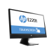 HP EliteDisplay E220t 21.5-inch Touch
