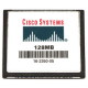 Cisco 3825 Series Flash Memory Options - MEM3800-128CF=